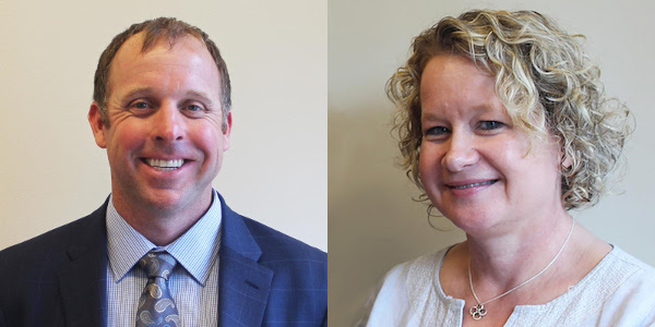Turfgrass Producers International (TPI) has announced the appointment of Casey Reynolds, PhD (left), as the association's executive director effective May 1. Turfgrass Producers International (TPI) has announced the appointment of Karen Cooper (right) to the newly-created position of associate executive director effective May 1. (Courtesy of Turfgrass Producers International)
