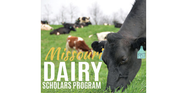 The Missouri Agricultural and Small Business Development Authority (MASBDA) and the Missouri Department of Agriculture are pleased to announce that 14 college students pursuing a career in agriculture are recipients of a $5,000 Missouri Dairy Scholars scholarship.