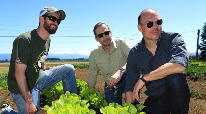Farm work may improve veterans' health   Morning Ag Clips