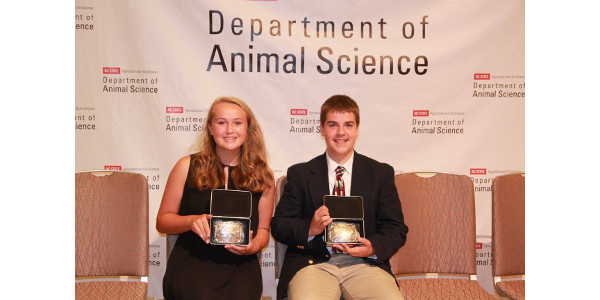 State 4-H Livestock Contest results