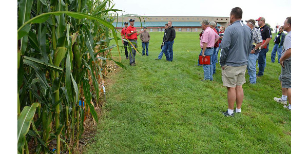 Nebraska Extension offers Crop Management Diagnostic Clinics in July and August at the Eastern Nebraska Research and Extension Center near Mead. (Courtesy of University of Nebraska-Lincoln)