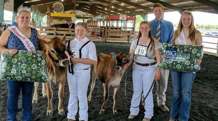 Genesee Co. Fair 4-H Livestock Show