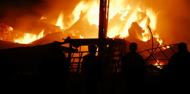Fire destroys barn, kills cows in NNY