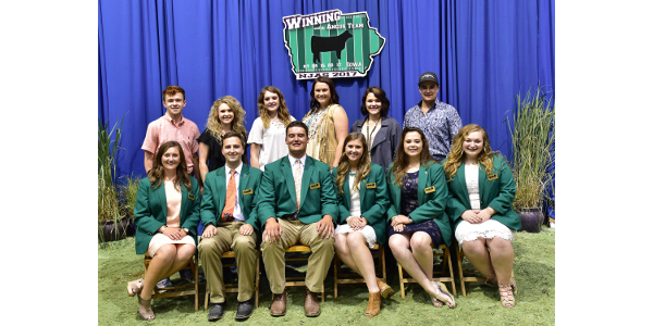 National Junior Angus Board elects new officers
