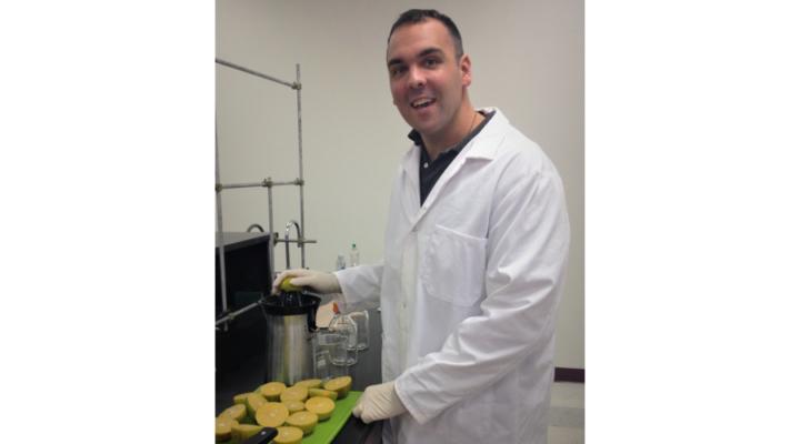 Fellowship grows future citrus leaders