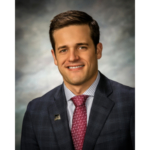 The American Angus Association announces Clint Mefford, a native of Central Point, Ore., as the organization's director of communications. (Courtesy of The American Angus Association)