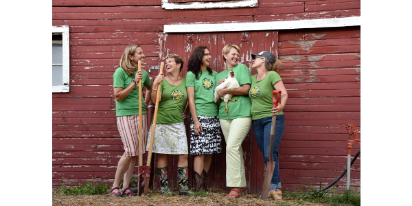 Celebrate women in organic ag
