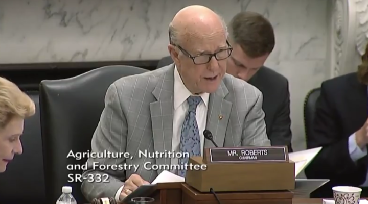 Hearing on trade, specialty crops, organics