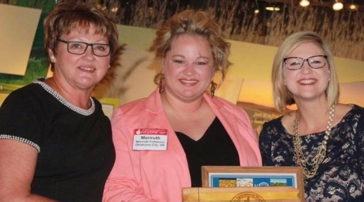 Jelly Making Trails program wins award