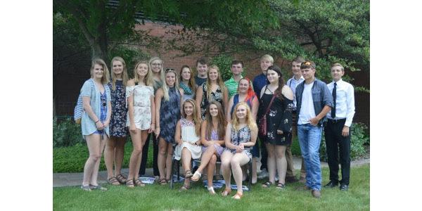 Trip rewards youth leadership
