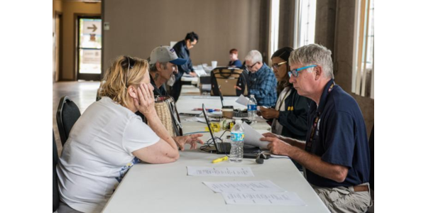 Following FEMA's approval of Gov. Greitens' request to expand the spring flooding disaster declaration, FEMA and SEMA are working quickly to identify locations to establish Disaster Recovery Centers. DRCs offer in-person FEMA and U.S. Small Business Administration assistance to disaster survivors. (Courtesy of Office of Governor Eric Greitens)