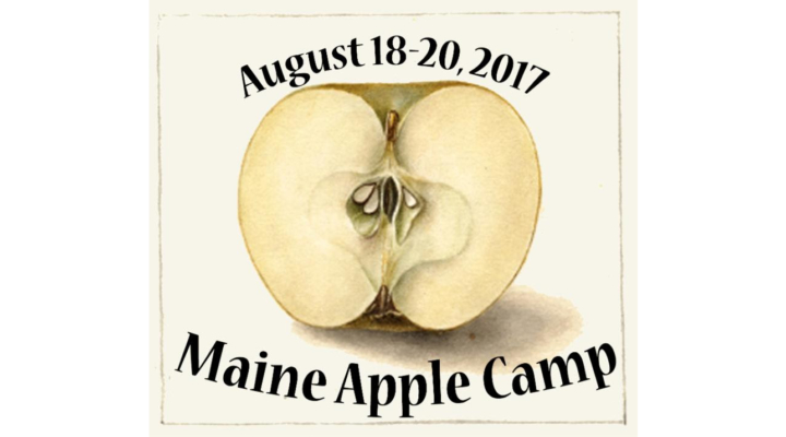 MOFGA hosts Maine Apple Camp