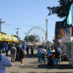 Summertime is a great time to visit your local county fairs and festivals in Michigan. (Courtesy of MSU Extension)