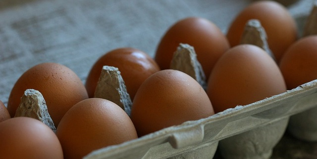 Tainted eggs may have been found in Nov.