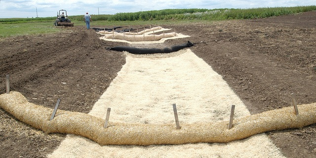CCCD hosts Erosion Control Field Day