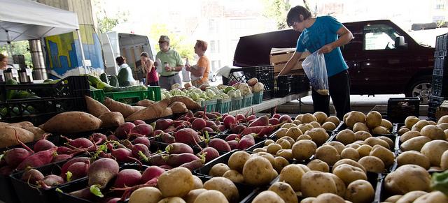 CDFA to help families eat healthy