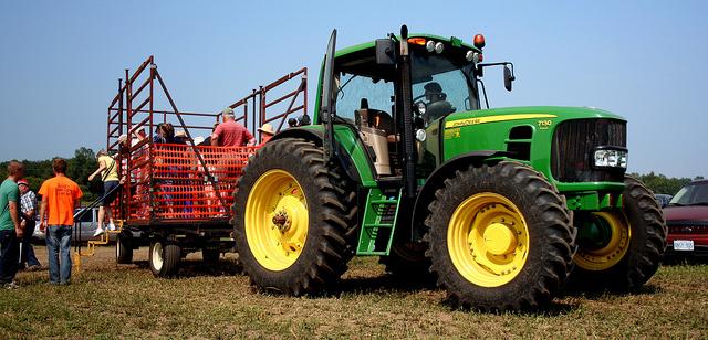 Farm Bureau to host tractor ride