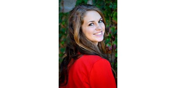 Emily Frenzen of Fullerton, Neb.is an Agricultural and Environmental Sciences Communication major. (Courtesy of University of Nebraska-Lincoln)