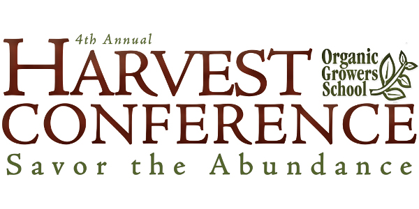 4th Annual Harvest Conference Sept. 8-9