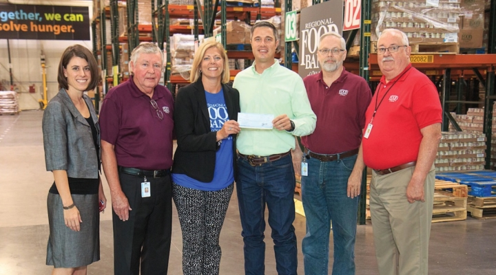 OFRF helps fight childhood hunger statewide