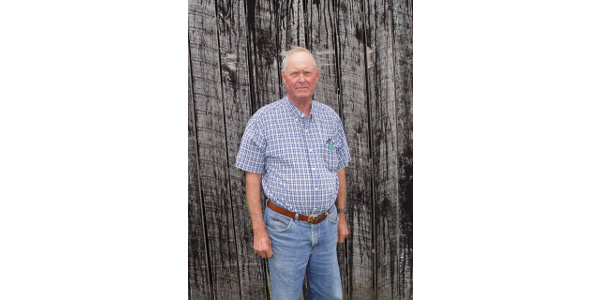 As a result of his success as a row crop and beef cattle farmer, Bach has been selected as the state winner of the Swisher Sweets/Sunbelt Expo Southeastern Farmer of the Year award. (Courtesy of Sunbelt Expo)