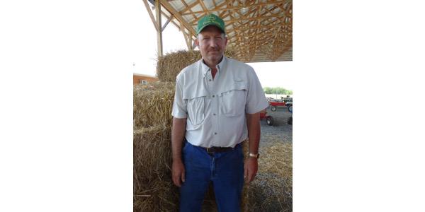 Van Hemric named N.C Farmer of the Year