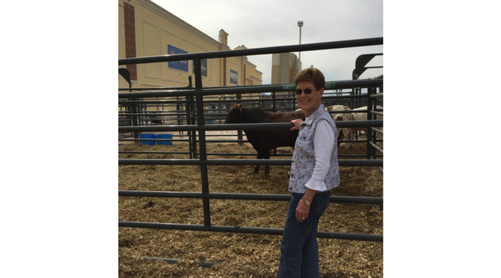 Significant Women in Ag: Nina Webb