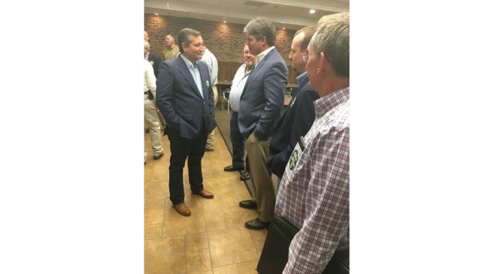 Sen. Cruz discusses support for agriculture