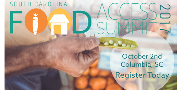 SC Food Access Summit Oct. 2