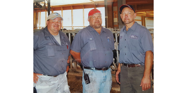 Dairy farmers host free ACE meetings & tours
