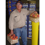 As a result of his success as a peach and crop farmer, McLeod has been selected as the state winner of the Swisher Sweets/Sunbelt Expo Southeastern Farmer of the Year award. (Courtesy of Sunbelt Expo)