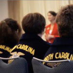 Check out the video for a glimpse of the annual FFA Convention held this summer in Raleigh — and to hear from students about why this beloved organization means so much to them. (Screenshot from video)