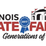 This year, the Hall of Champions features some very young exhibitors who have already reached crowning achievements at the Illinois State Fair.