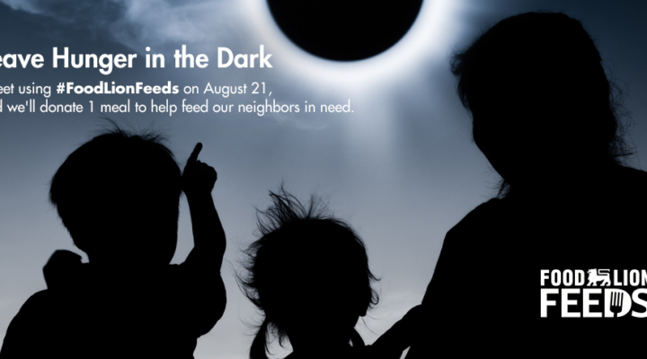 """Leave Hunger in the Dark"" Aug. 21"