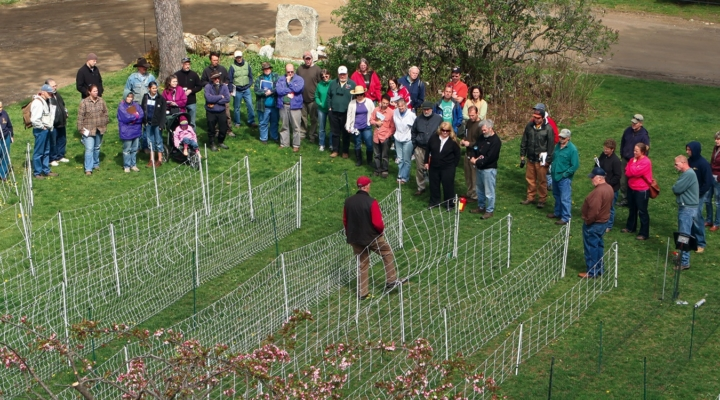Free one day Fall Fence Building Clinic