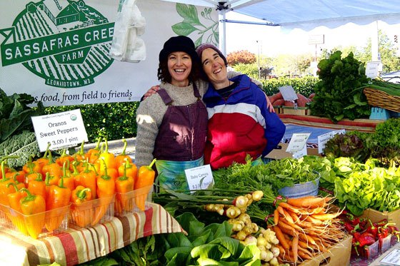Md. celebrates National Farmers Market Week