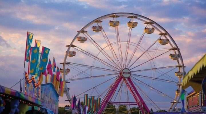 Virginia State Fair >> Va State Fair Sees Highest Attendance In 7 Years Morning Ag Clips