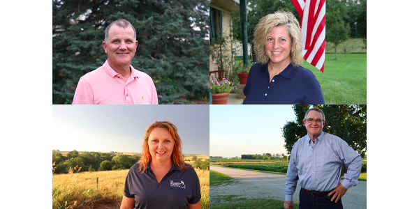 America's Pig Farmer of the Year finalists
