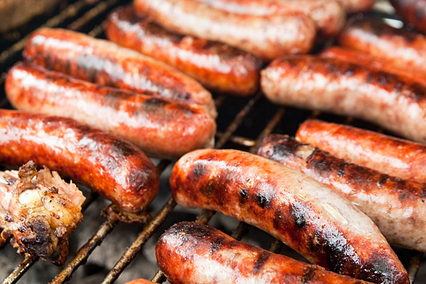 32,000 lbs. of cooked chicken sausage recalled