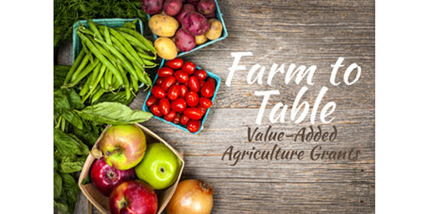 Farm to Table Value-Added Agriculture Grants | Morning Ag Clips