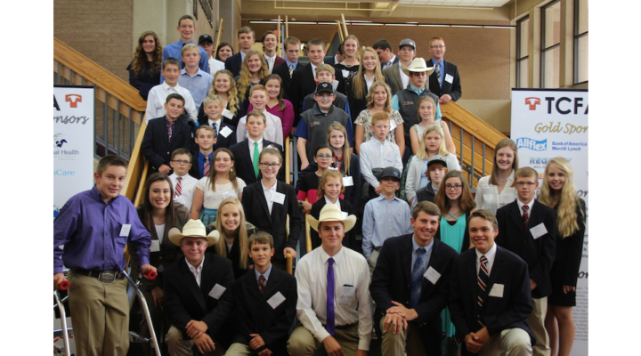 Students compete in beef challenge