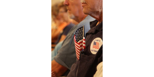 Monday, Sept. 11 is Veteran Appreciation Day with a parade at 10 a.m. and a special appreciation program at 11:00 a.m. (Courtesy of Clay County Fair)