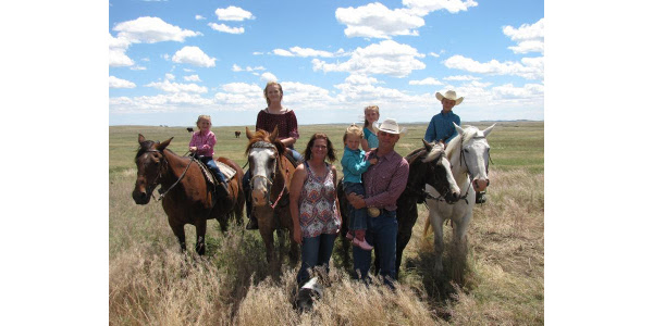 SDFU celebrates Schiley Ranch Family
