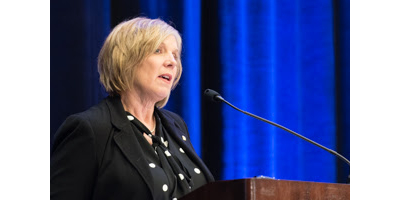 1st woman elected U.S. Grains Council Chairman