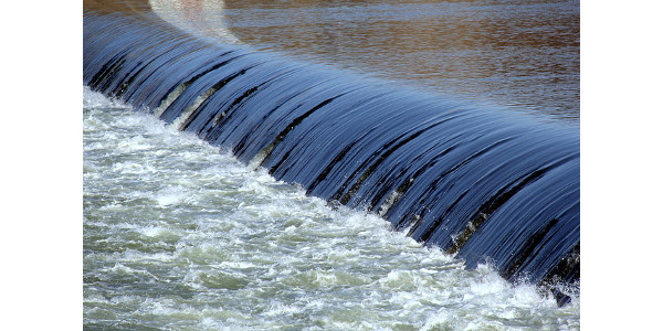 The Michigan Department of Natural Resources maintains a number of weirs in the northern Lower Peninsula. (Cory Denton via Flickr)