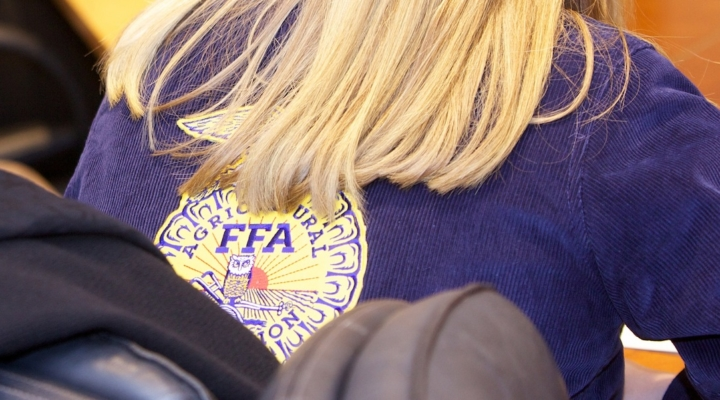 CHS Foundation strengthens partnership with FFA