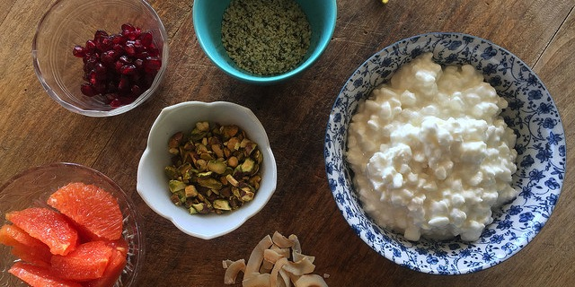 Cottage Cheese Comes By Its Name Very Honestly: The Simple Cheese Was First  Produced In Small Batches In Country Homes (referred To As Cottages) From  Any ...