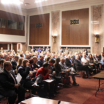 Monday, 320 Farmers Union members gathered in the nation's capital for National Farmers Union's (NFU) Fall Legislative Fly-In. (Courtesy of National Farmers Union)