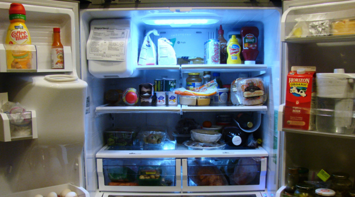 How clean is that refrigerator of yours?