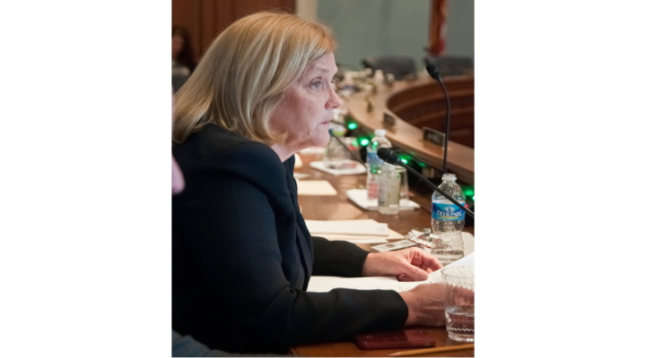 Pingree questions Perdue's support for cuts